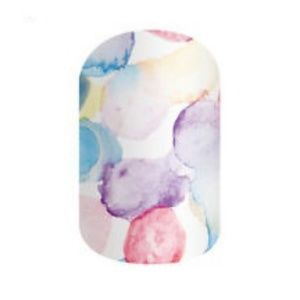 B4G1 Sweet Splash nail wrap